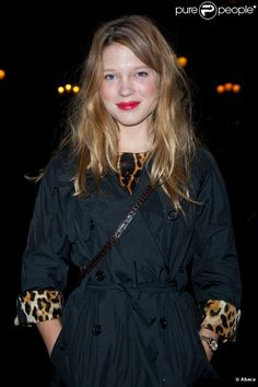 Léa Seydoux (February 2009 - December 2011) - Page 60 - the Fashion Spot