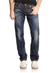 True Religion Geno Super T Jeans   Pants, Clothing and Workwear