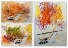 les petites têtes de l'art: Les oeuvres de nos petites souris