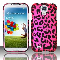 3-in-1 Bundle For Samsung Galaxy S4 S 4 S IV - Hard Case Snap-on Cover (Hot Pink Leopard Skin)+ICE-CLEAR(TM) Screen Protector Shield(Ultra Clear)+Touch Screen Stylus ICE-CLEAR(TM) Samsung Galaxy S4 S 4 S IV http://www.amazon.com/dp/B00CMGPZBE/ref=cm_sw_r_pi_dp_zf5gub1R1D0A2