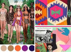 S/s 2017 Fashion Trends - Yahoo Image Search Results 2016 Fashion Trends, 2015 Trends, Fashion 2017, Fashion Outfits, Summer Photo Outfits, Spring Summer, Summer 2016, Spring 2016, Tribal Fashion
