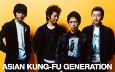 asian kung fu generation