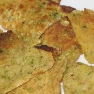 Doritos style chips- zucchini or cauliflower can be used