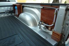 Filtration system for a truck camper located in the bed of the truck, http://www.truckcampermagazine.com/off-road-expeditions/custom-hallmark-to-explore-south-america