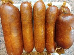 Smokehouse, Smoking Meat, Charcuterie, Hot Dogs, Sausage, Dinner, Ethnic Recipes, Food, Recipes