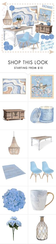 """""""Home"""" by joy2thahworld ❤ liked on Polyvore featuring interior, interiors, interior design, home, home decor, interior decorating, Pottery Barn, D.L. & Co., Mod and Pomeroy"""