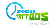 What Richard is getting for Valentines Day!  Customized press on tattoos!  24HourTattoos.Com
