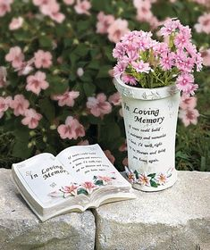 This is a perfect memorial garden gift! so cute!