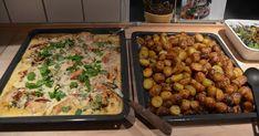 Foto: Sara B. Clausen Da jeg forleden skulle lave mad til små 20 personer lavede jeg denne ret, som var relativ let at have med at g...