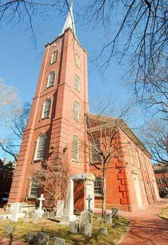 Philadelphia - St Peter's Church