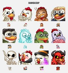 11 Best Twitch Emote Ideas images in 2019 | Drawings, Art