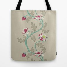 Buy Filigree Floral by Lidija Paradinović Nagulov - Celandine as a high quality Tote Bag. Worldwide shipping available at Society6.com. Just one of…