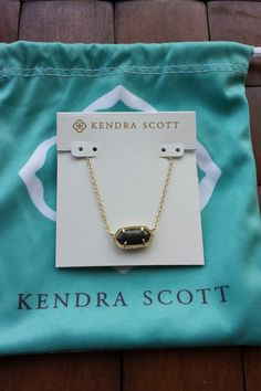 August 2014 POPSUGAR Must Have Box - Kendra Scott necklace