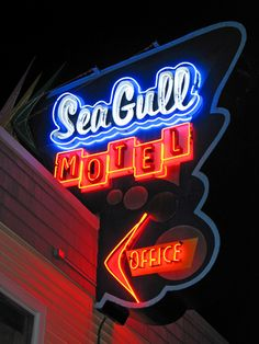 Sea Gull Motel, Wildwood