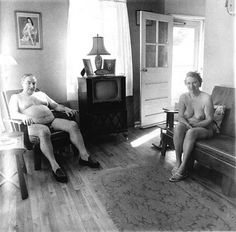 View Retired man and his wife at home in a nudist camp one morning, N.J by Diane Arbus on artnet. Browse upcoming and past auction lots by Diane Arbus. Diane Arbus, Francesca Woodman, Brenda Lee, Richard Avedon, History Of Photography, White Photography, Mary Ellen Mark, Grands Lacs, August Sander