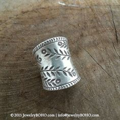 BOHO 925 Silver Ring-Gypsy Hippie Ring,Bohemian style,Statement Ring R028 JewelryBOHO,Handmade 925 Sterling silver BOHO Tribal ring