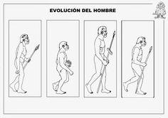 PORTADA        La portada del proyecto es común a los tres niveles.         EVOLUCIÓN          Evolución de la vida en la Tierra. EI-4años...