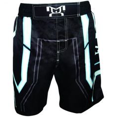 MyHOUSE Cyber Attack Fight Shorts Designed for comfort without sacrificing performance in your tough Wrestling Match.