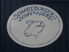 Ostfriesland: Rhauderfehn, Lower Saxony, Schatteburger Schafkäserei
