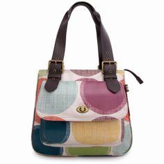 #sophiaandmatt The Big Spot Handbag designed by Sophia & Matt, #Greenwich #London