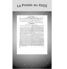 Le Patriote Français par Sénécio & Lucas