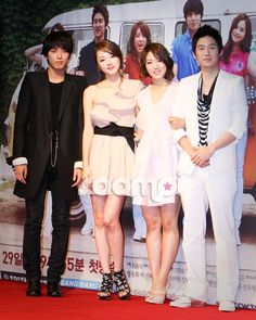 """Heartstrings"" Jung Yong Hwa, ""Park Shin Hye and I are Just Friends"" @ Press Conference 