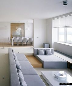 . Elegant Minimalist Apartment // UB.Design   Afflante.com