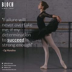 Never stop working to succeed in your dreams! Your time will come. #Bloch…