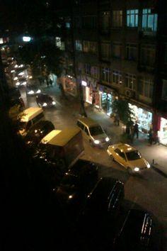 İstanbul, İstanbul konumunda Ihlamurdere Caddesi