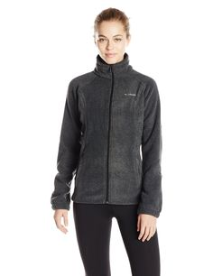 Columbia Women's Benton Springs Full-Zip Fleece Jacket – Shop2online best woman's fashion products designed to provide
