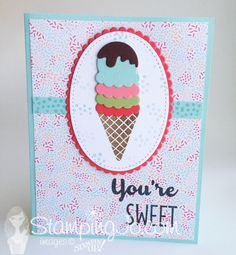 Cool Treats stamp se