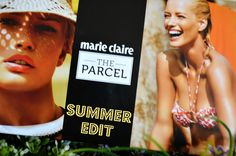 Marie Claire The Parcel | Summer Edit