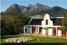 At Babylonstoren Hotel the words 'luxury' and 'rural-life' go hand-in-hand, nested between Stellenbosch and Franschhoek, they are more than a fitting description of this unique destination. Surrounded by a stunning 9 acre farm garden Great Places To Travel, Places To Go, Cape Dutch, Dutch House, Cape Town South Africa, Beautiful Places, Beautiful Farm, Beautiful Buildings, Amazing Places