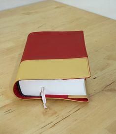Büchertaschen - Buchhülle Bucheinband Buchumschlag Hardcoverbuch - ein…