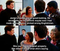 'Wrong Englishman' ~ Love Actually