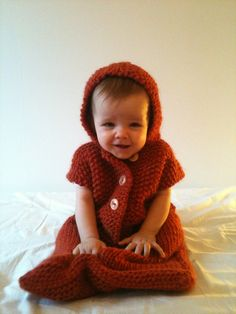Hand knitted Sleeping bag perfect for the stroller 0-6 months. by littlestknittery, $65.00
