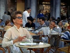 """criterioncollection: """" Katharine Hepburn in David Lean's Summertime """" Happy birthday to THE Katharine Hepburn, seen here in David Lean's Vacances à Venise Best Films To Watch, The Best Films, Old Movies, Vintage Movies, Golden Age Of Hollywood, Classic Hollywood, Summertime Movie, I Movie, Movie Stars"""