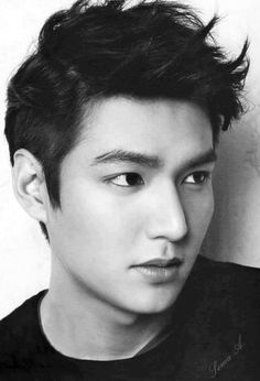 lee min ho - I'm going to go on record and say that I really hope Heirs goes in a short hair direction. Not that I'm that shallow it's just that, well, I'm that shallow.