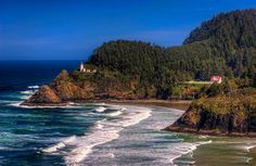 Iconic Heceta Head | Wow! Highest Position Explore #1 April … | Flickr