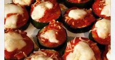 Courgettes façon Pizza pour un apéro sympa et plus sain apéritif apéro dînatoire food