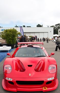 Ferrari F50 F1 GT