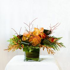 christmas flower designs | Christmas Flowers Kelowna: Exotic Blooms