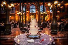 Beautiful wedding details at the Inn at St. John.