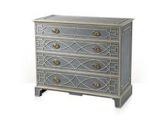 Kimble Dresser Vintage White 37