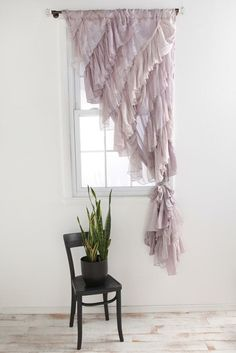 I want this curtain and I want it NOW! :)