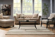 Lindy by Jonathan Louis Living Room Collection