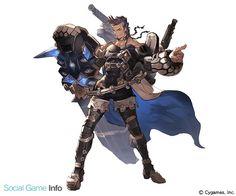 Cygames、『グランブルーファンタジー』で新たなキャラクター解放武器が登場 「Wスターレジェンド10連ガチャ」を開催! | Social Game Info