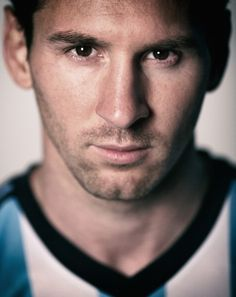 Lionel Messi of Argentina poses during the official FIFA World Cup 2014 portrait session on June 2014 in Belo Horizonte, Brazil. Get premium, high resolution news photos at Getty Images God Of Football, Football Fans, Football Players, Lionel Messi, Messi 10, World Cup 2014, Fifa World Cup, Uefa Champions, Perfect Man