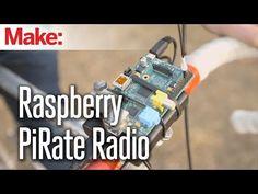 Raspberry Pi Pirate Radio