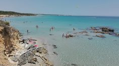 Baia dei turchi, Lecce Puglia, Italia